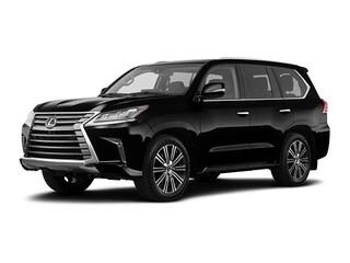 2019 LEXUS LX 570 TWO-ROW Two-Row SUV