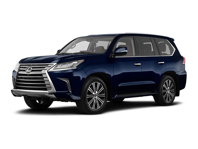 2019 LEXUS LX 570 Luxury SUV