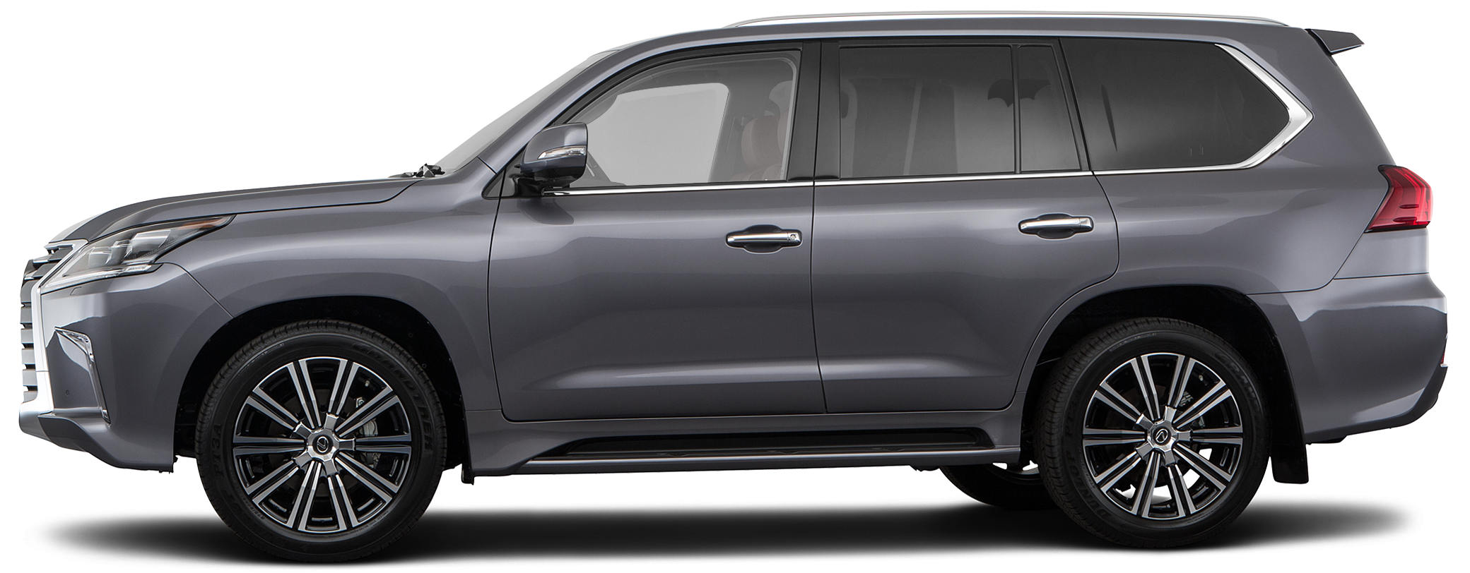 2019 Lexus LX 570 SUV Two-Row
