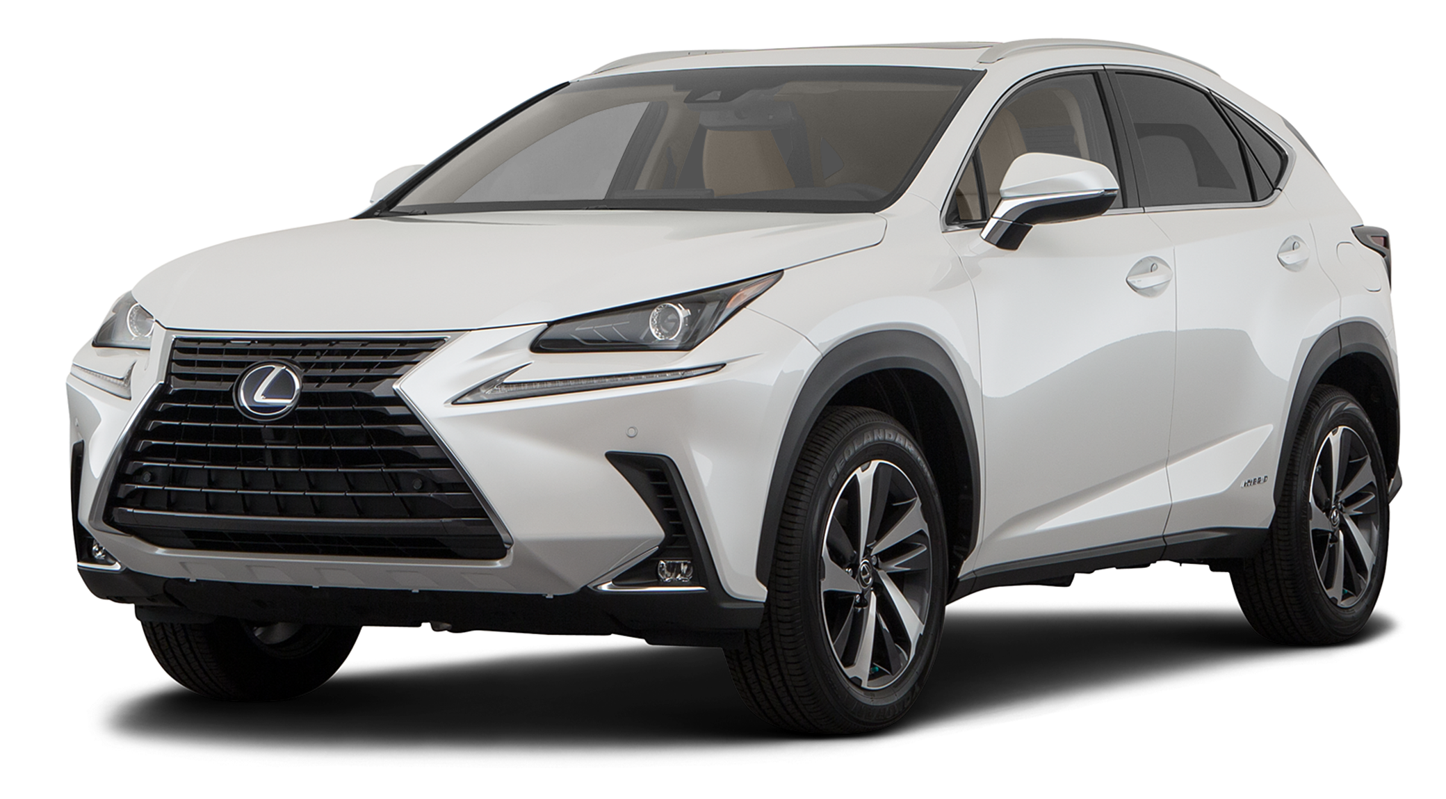 2019 Lexus NX 300h Incentives, Specials & Offers in Plano TX
