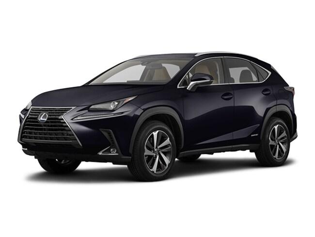 New 2019 LEXUS NX 300h SUV Doylestown