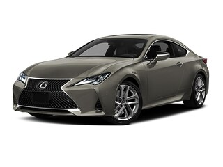 New 2019 LEXUS RC 350 Coupe in Beverly Hills, CA