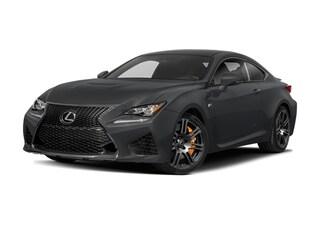 New 2019 LEXUS RC F Coupe