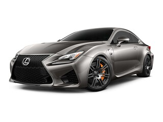 New 2019 LEXUS RC F Coupe