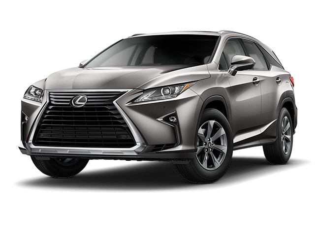 2019 Lexus RX 450hL SUV Digital Showroom LEXUS ON THE PARK