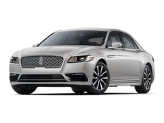 2019 Lincoln Continental Base Sedan