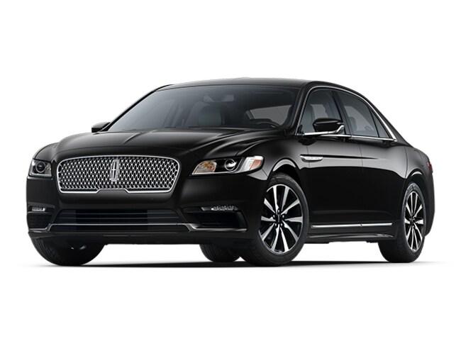 2019 Lincoln Continental Premiere Sedan