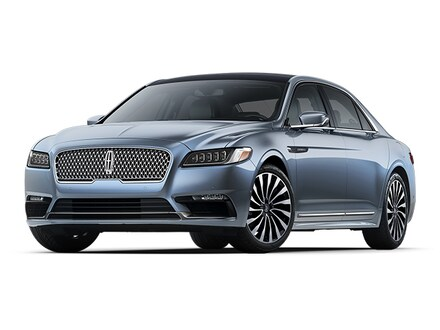 2019 Lincoln Continental Black Label AWD Black Label  Sedan