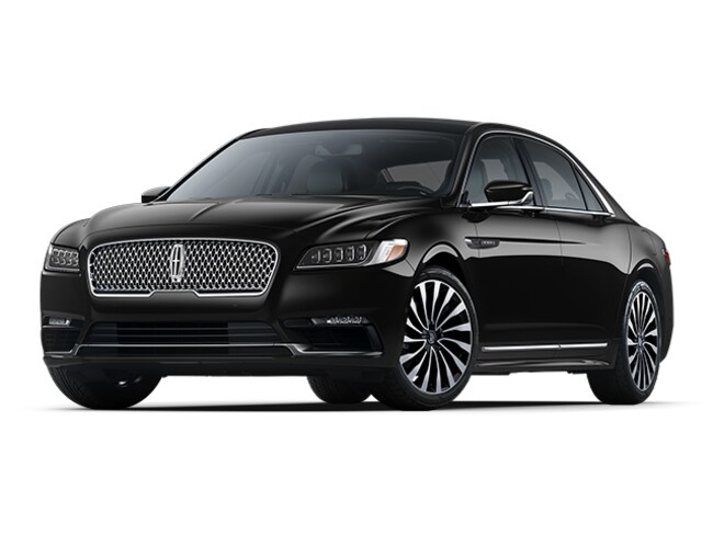 2019 Lincoln Continental Black Label AWD Car