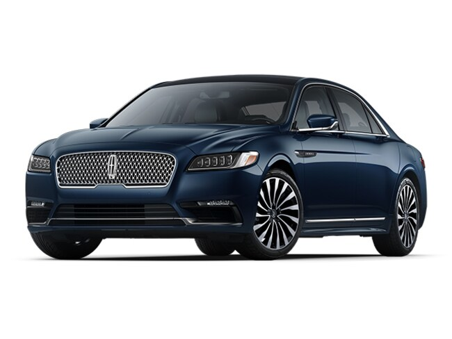 2019 Lincoln Black Label Continental Car