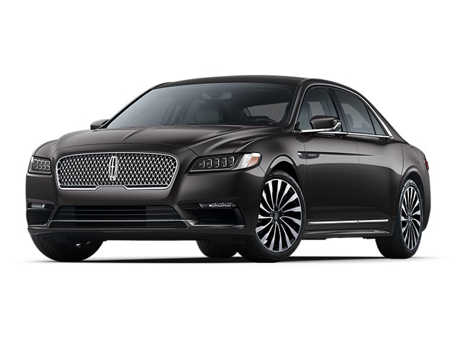 2019 Lincoln Continental Black Label Sedan