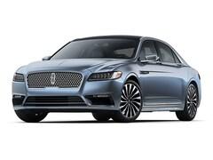2019 Lincoln Continental Black Label Car