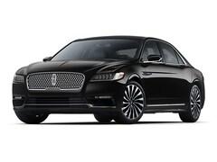2019 Lincoln Continental Black Label Black Label Car