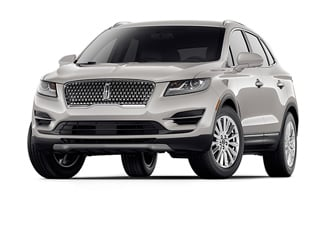 2019 Lincoln MKC SUV White Platinum Metallic Tri