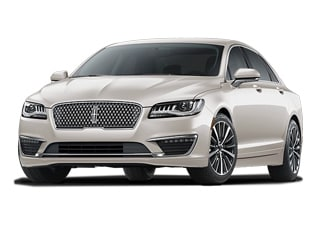 2019 Lincoln MKZ Sedan White Platinum Metallic Tri