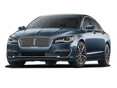 New Lincoln Models 2019 Lincoln MKZ Base Car 3LN6L5B92KR604092 in Randolph, NJ