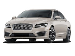 New Lincoln Models 2019 Lincoln MKZ Base Car 3LN6L5A98KR607936 in Randolph, NJ