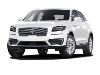 2019 Lincoln Nautilus SUV White Platinum Metallic Tri