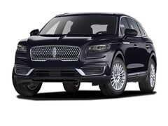 2019 Lincoln Nautilus Standard Crossover For Sale in Mayfield, OH