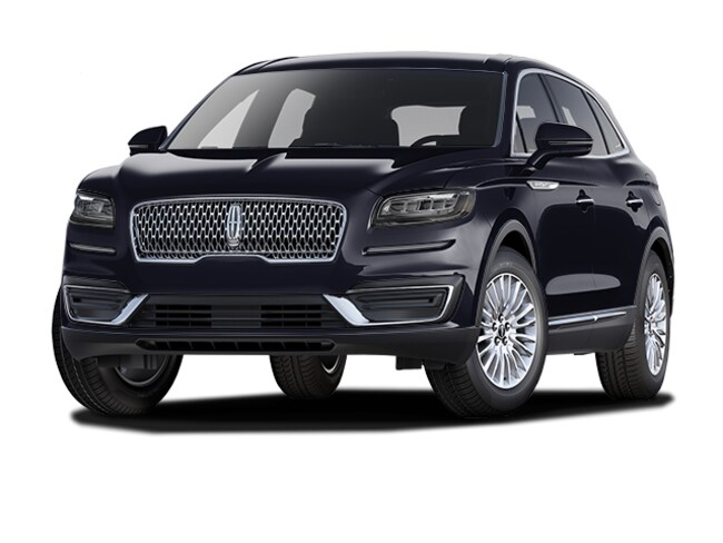2019 Lincoln Nautilus AWD Crossover
