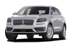 New Ford and Lincoln 2019 Lincoln Nautilus Standard Crossover in Billings, MT