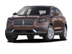 2019 Lincoln Nautilus Base Crossover