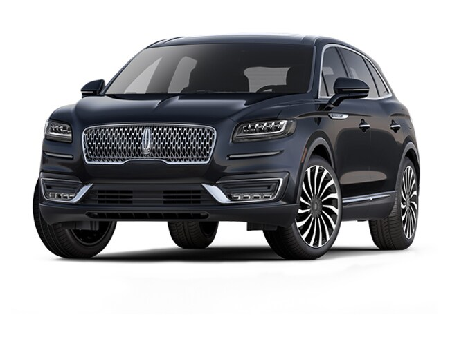 2019 Lincoln Nautilus Black Label Black Label SUV