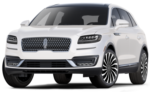 2019 Lincoln Nautilus Black Label