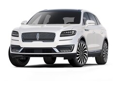 2019 Lincoln Nautilus Black Label SUV