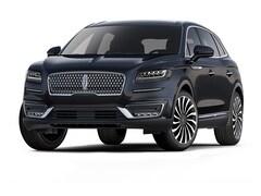 2019 Lincoln Black Label Nautilus SUV
