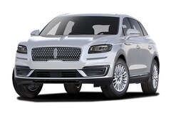 Used 2019 Lincoln Nautilus Standard Standard FWD