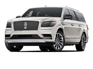 2019 Lincoln Navigator L SUV White Platinum Metallic Tri Coat