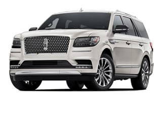 2019 Lincoln Navigator SUV White Platinum Metallic Tri Coat