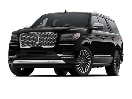 2019 Lincoln Navigator Black Label SUV