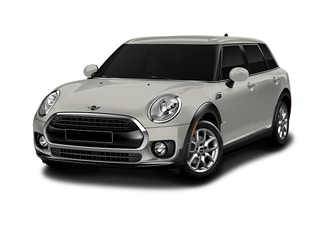 2019 MINI Clubman Wagon White SIlver Metallic
