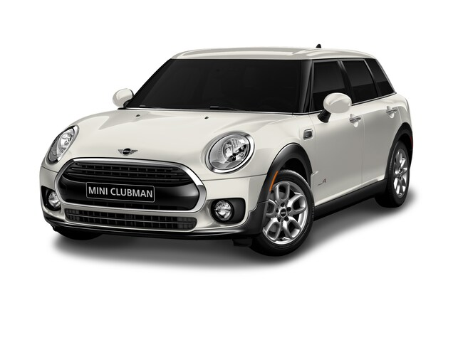 2019 MINI Clubman Cooper ALL4 Station Wagon