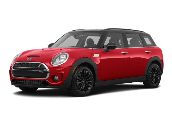 2019 MINI Clubman Cooper S ALL4 Wagon
