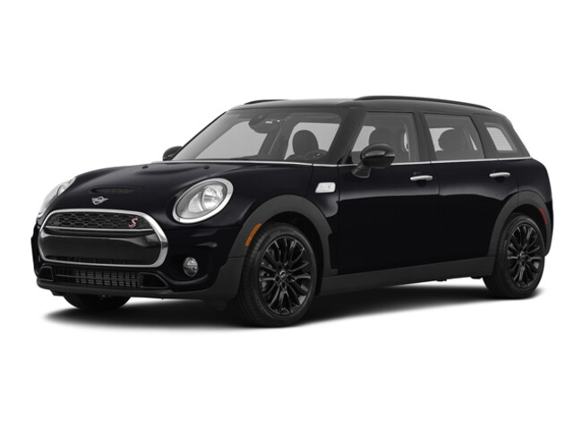 2019 MINI Clubman Cooper S Signature Station Wagon