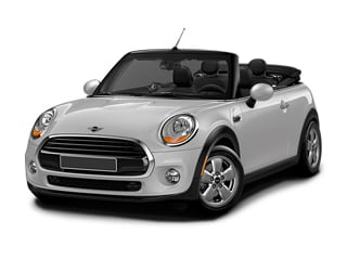 2019 MINI Convertible Convertible White Silver Metallic