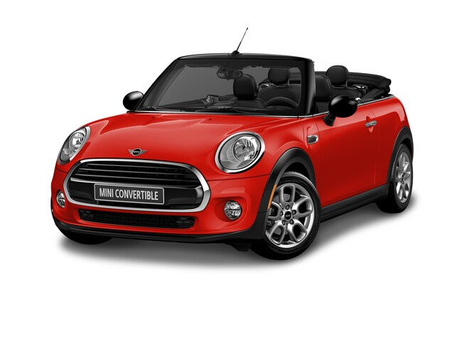 New 2019 MINI Convertible Cooper Convertible in Charleston
