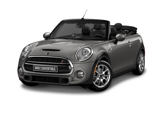 2019 MINI Convertible Cooper S Classic Convertible in Hingham MA