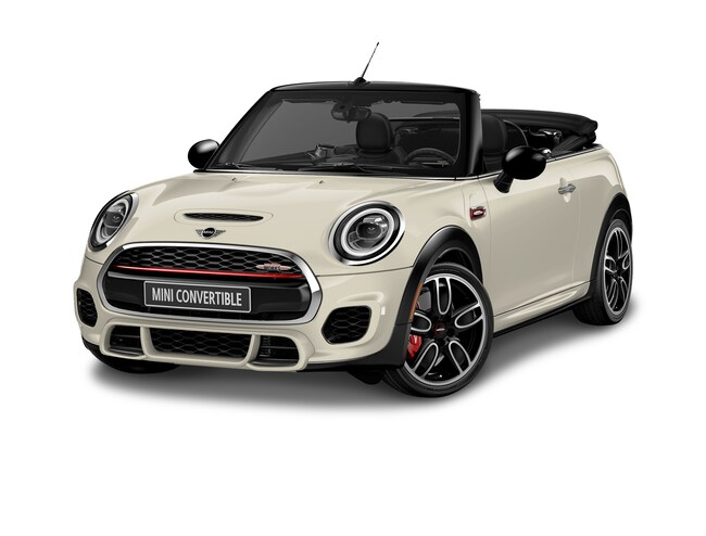 2019 MINI Convertible John Cooper Works Iconic Convertible