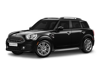 New 2019 MINI Countryman Cooper S SUV in Shelburne, VT