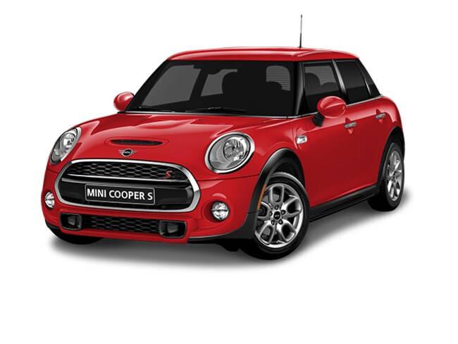 2019 MINI Hardtop 4 Door Cooper S Classic Hatchback