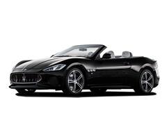 New 2019 Maserati GranTurismo Convertible Miami