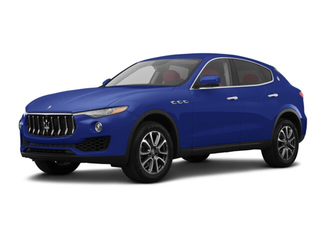2019 Maserati Levante Base SUV