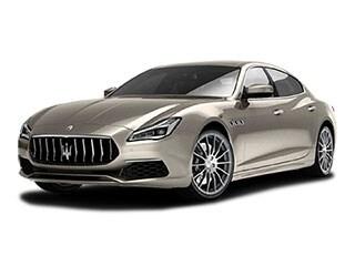 2019 Maserati Quattroporte Sedan