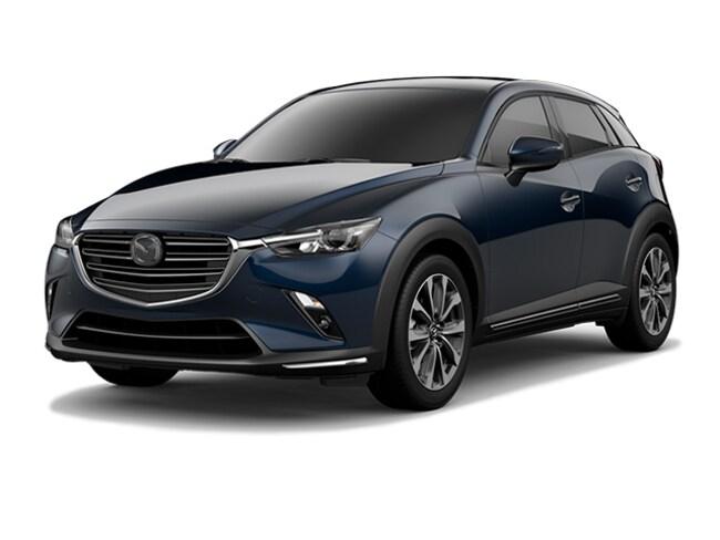 New Mazda vehicle 2019 Mazda Mazda CX-3 Grand Touring SUV for sale near you in Burlingame, CA