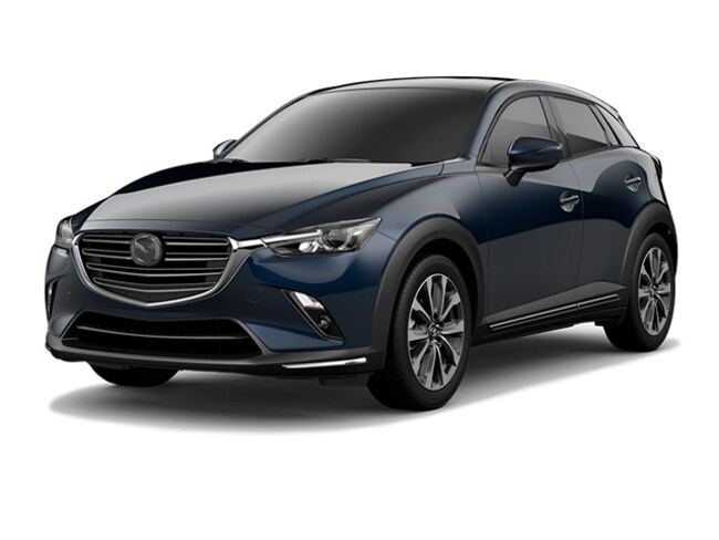2019 Mazda Mazda CX-3 Grand Touring SUV for sale in Medina, OH at Brunswick Mazda