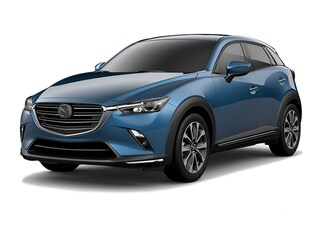 New Mazda vehicles 2019 Mazda CX-3 Grand Touring Sport Utility for sale near you in Ann Arbor, MI